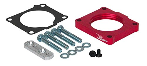 Airaid 520-505 PowerAid Throttle Body Spacer (99 Nissan Pathfinder Body Lift compare prices)