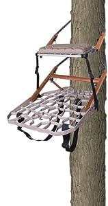 HCCII - Lone Wolf Hand Climber Combo II Treestand Aluminum by DSI