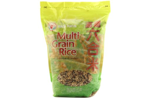 Multi Grain Rice (6 Types Of Rice) - 4 Lbs (Pack Of 1)
