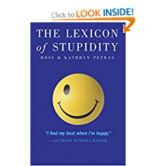 The Lexicon of Stupidity