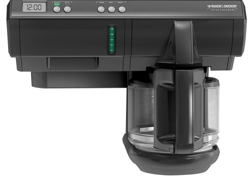 Black And Decker Coffee Spacemaker Reviews