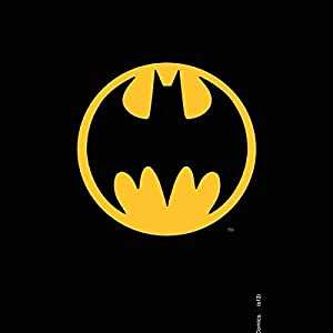 DC Comics Batman LifeProof fre iPhone 6/6s Skin - Batman Logo Vinyl Decal Skin For Your fre iPhone 6/6s at Gotham City Store