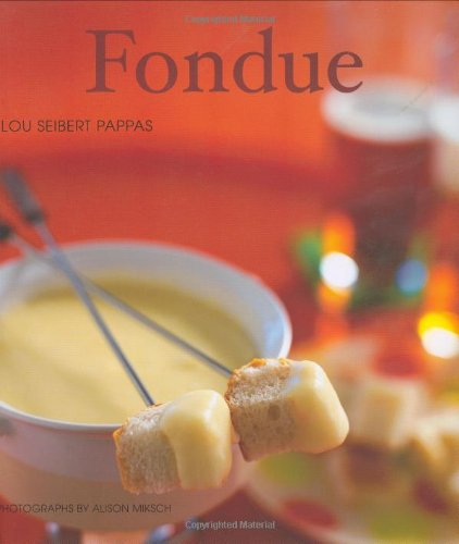 Fondue (Chocolate Fondue Book compare prices)