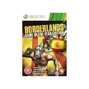 Borderlands Game of the Year Edition (Xbox 360)