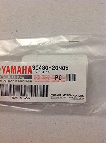 Yamaha 90480-20M05-00 Grommet; 9048020M0500 Made by Yamaha