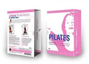 Pilates With Lynne Robinson - 2 DVD SET