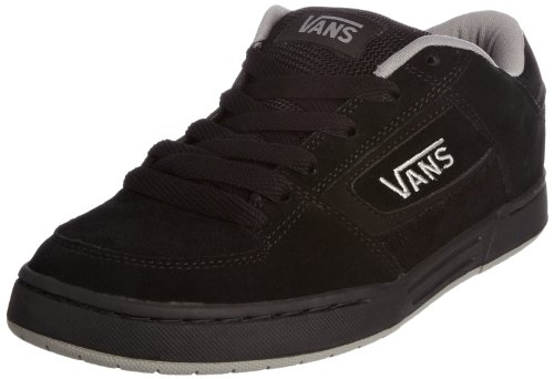 Vans M CHURCHILL VDR2YW0, Sneaker, Uomo, Nero (Schwarz/Black/Mid Grey), 40