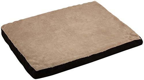 Dallas Manufacturing Co. Products Premium Orthopedic Pet Bed, 25 by 35-Inch, Brown (35 X 25 Dog Bed compare prices)