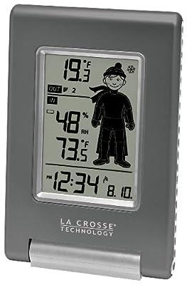 La Crosse Technology WS-9640U-IT Wireless Weather Station with Oscar Outlook from La Crosse Technology