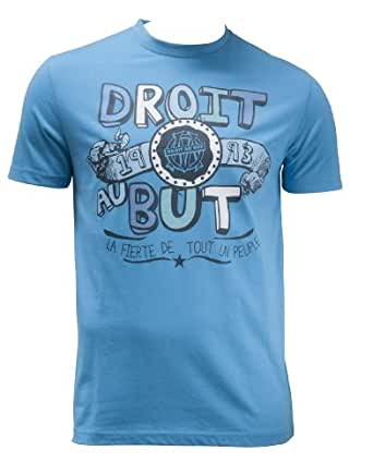 T-shirt - Collection officielle - OLYMPIQUE DE MARSEILLE - OM - Football club Ligue 1 - Tee shirt taille adulte