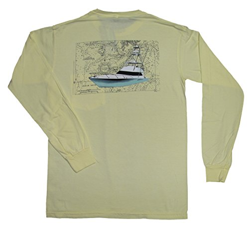 coastal-baumwolle-zeder-schlussel-long-sleeve-pocket-tee-gelb