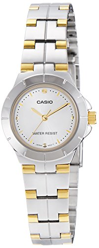 Casio General Ladies Watches Metal Fashion Ltp-1242Sg-7Cdf