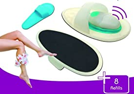 Milex Vibrating Hair Removal Pads