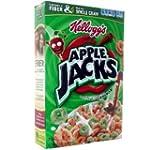 Kelloggs Apple Jacks 8.7 OZ (246g)