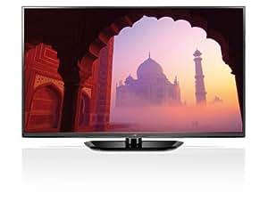 """LG 50PN6500 TV Plasma 50 """" (127 cm) 1080i, 1080p, 720i pixels 600 Hz Noir Classe b"""