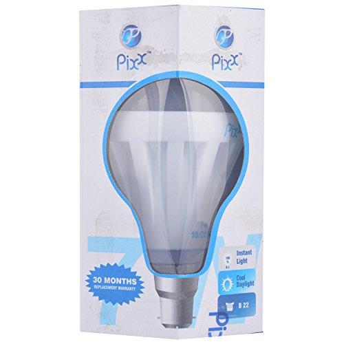 Pixx-7W-LED-Bulb-(White)