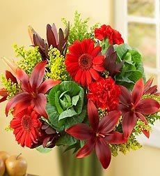 Flowers by 1800Flowers - Fruits of the Harvest Bouquet