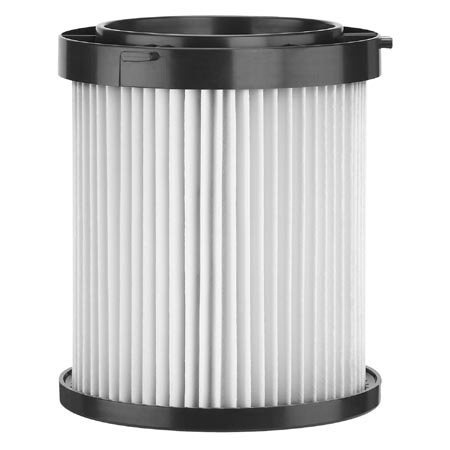 Replacement Filter For Dc500 Wet/Dry Vac With Double Sided Foam Tape front-633788
