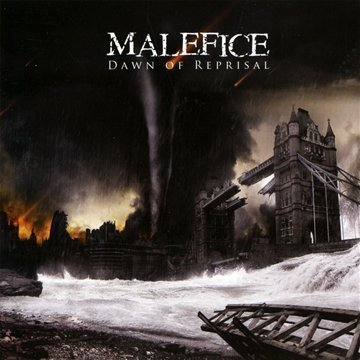 Dawn Of Reprisal by Malefice (2009) Audio CD
