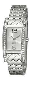 Esprit - ES103692005 - Montre Femme - Quartz Analogique - Cadran Argent - Bracelet Acier Argent