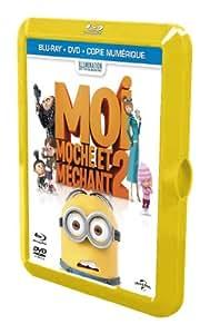 Moi, moche et méchant 2 [Combo Blu-ray + DVD + Copie digitale]