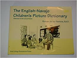 Flip to back Flip to frontNavajo Dictionary
