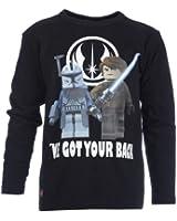 Lego Wear Jungen T-Shirt Star Wars THOR 156 - T-SHIRT L/S