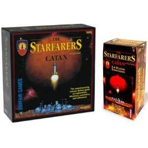 Starfarers of Catan + 5-6 Player Expansion Bundle