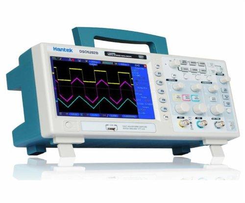 Hantek DSO5062B 60MHz Digital Oscilloscope 1GSa/S real time sampling