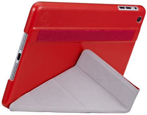 OZAKI 360°Multi-Angle Smart Case for iPad mini Red