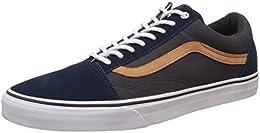 Vans Unisex Old Skool Sneakers B01KQ7KRA4