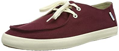 Vans Men's Rata Vulcanised Trainers, Port Royale/Antique White, 5.5 UK
