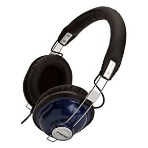Groov-e GV9900MB Kids Retro Style Headphones - Midnight Blue