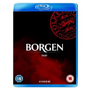 Borgen Trilogy [Blu-ray] [Import anglais]
