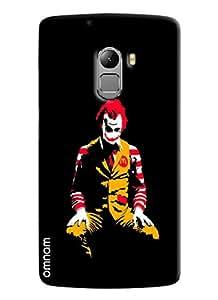 Omnam Mc Donald horro look Printed Back Case for Lenovo K4 Note
