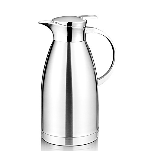 Hiware-Thermal-Carafe-with-Lid-1810-Stainless-Steel-Coffee-Carafe-Double-Walled-Vacuum-Carafe-Large-Thermal-Serving-Thermos-Beverage-Server-64-Ounce