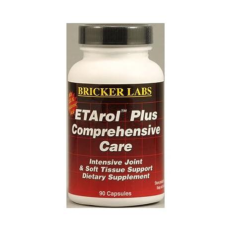 Отзывы Bricker Labs ETArol Plus Comprehensive Care -- 90 Capsules