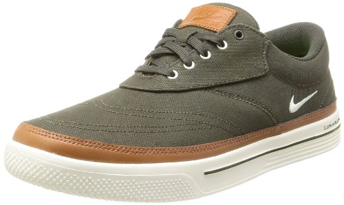Nike Lunar Swingtip Canvas Shoes Dark Loden