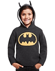 Pure Cotton Batman™ Jumper