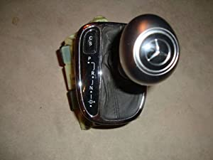 How to shift mercedes c230 for Mercedes benz shift knob replacement