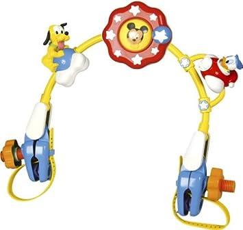 Clementoni - 14291 - Jouet Premier Age - Bébé Disney - L'Arche D'Activités De Mickey Et Ses Amis