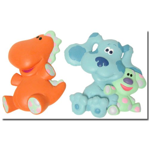 Buy Blues Clues Blues Room Decorative Wall Art 2 Pc Set