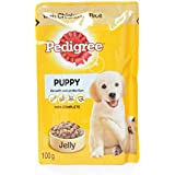Pedigree Puppy Jelly With Chicken & Rice (12 Pack)