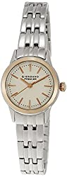 Giordano Analog White Dial Womens Watch - P226-44