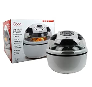air fryer and rotisserie multi cooker by good cooking