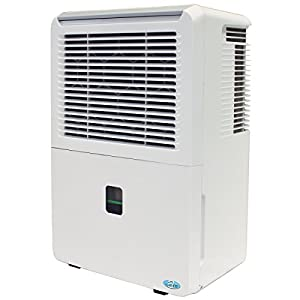 PerfectAire PMP50 50-Pint Electric Dehumidifier