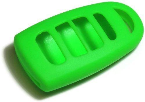 dantegts-verde-llavero-de-silicona-smart-remote-carteras-clave-de-proteccion-para-de-la-cadena-kia-s