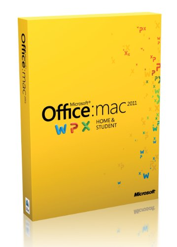 Office Mac Home and Student 2011 - Family Pack (3 Licenses) - French