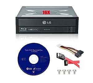 SALE! LG WH16NS40-KIT 16X Blu-ray BD/BDXL/MD M-DISC Burner
