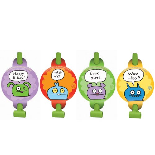 Uglydoll Blowouts / Favors (8ct)